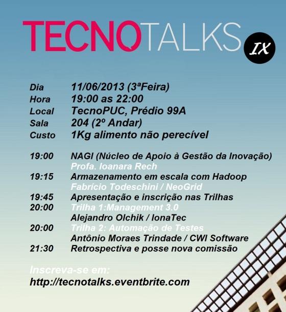 TecnoTalk 9