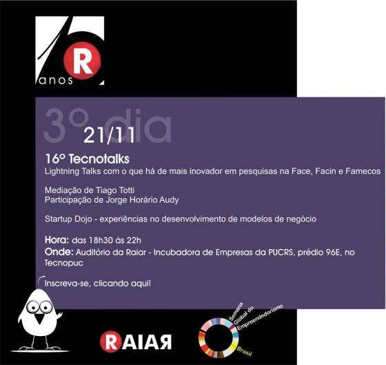 Startup Dojo RAIAR