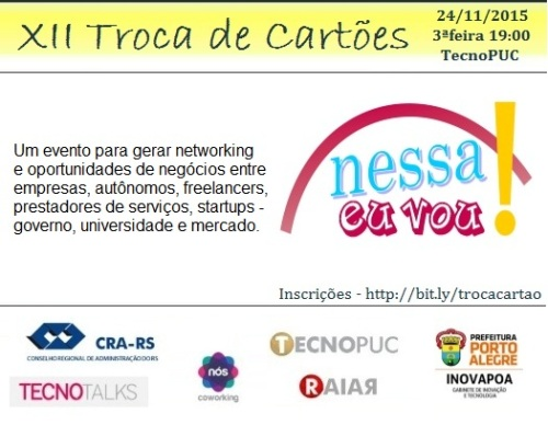 TROCA DE CARTOES 7