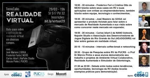 realidade virtual 2016 - II