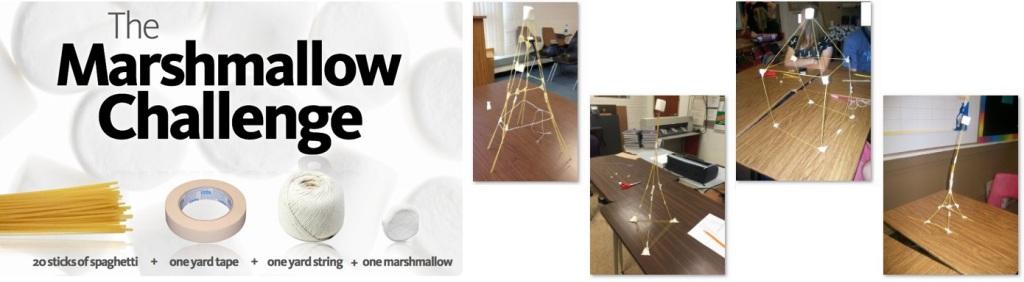 marschmellow challenge