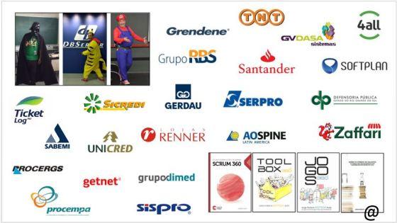 empresas entre 2012 e 2017