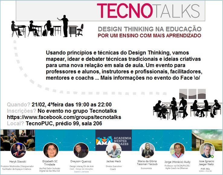 TTalks-2102-DT na Educação